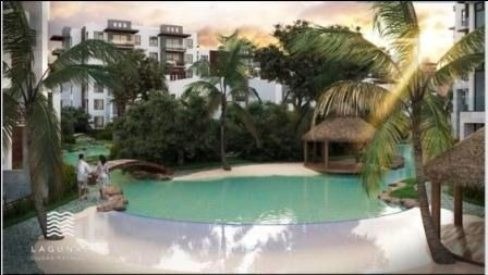 departamento en venta en laguna mayakoba quintana roo