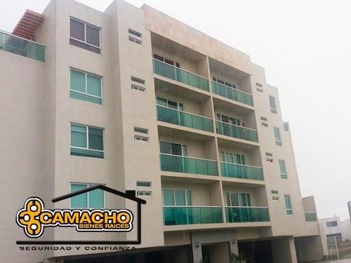 departamento en venta en lomas de angelópolis ii opd-0124