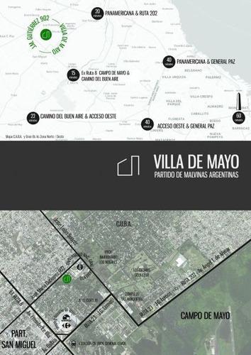 departamento en venta  en malvinas argentinas