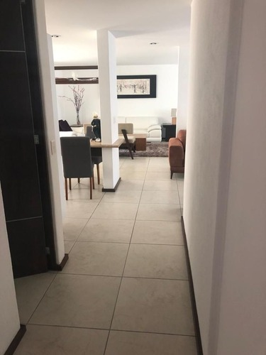 departamento en venta en milenio iii dentro de fraccionamiento en segundo piso.