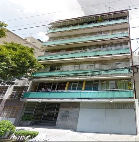 departamento en venta en narvarte $1,670,000.00 pesos.