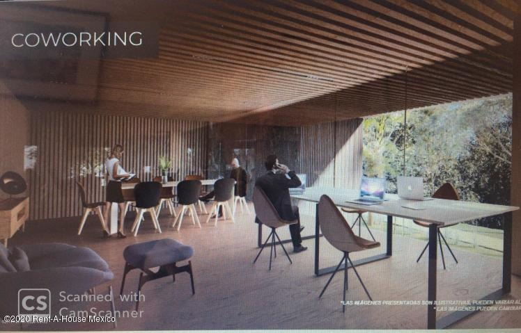 departamento en venta en parque del pedregal, tlalpan, rah-mx-20-1560