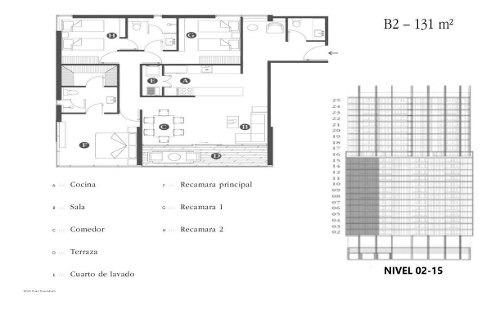 departamento en venta en piamonte, el marques, rah-mx-20-316