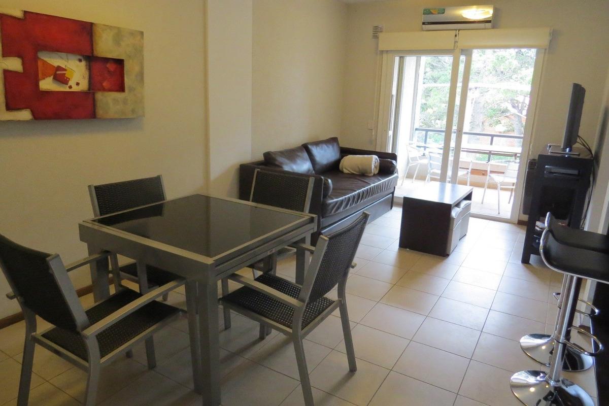 departamento en venta en pinamar-zona duplex-2 ambientes-cochera+piscina climatizada