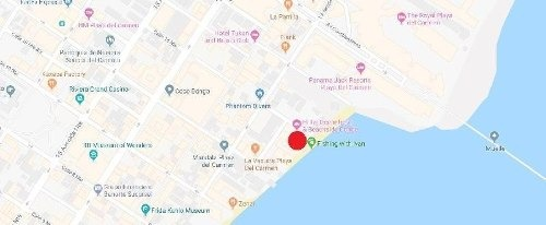 departamento en venta en playa del carmen