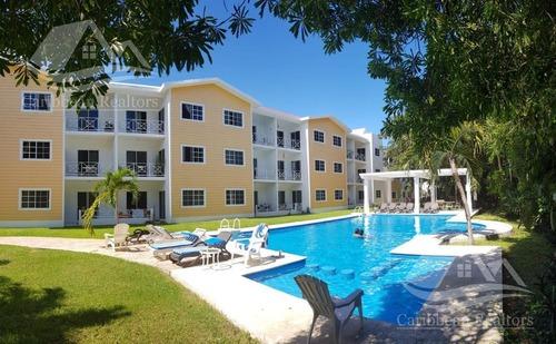 departamento en venta en  playa del carmen /playacar fase2/riviera maya
