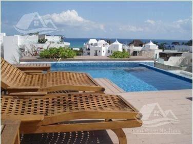 departamento en venta en playa del carmen/riviera maya/arena