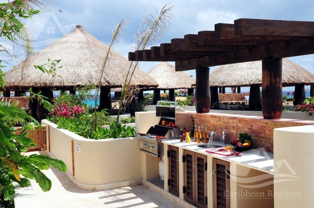 departamento en  venta en  playa del carmen/riviera maya/el taj
