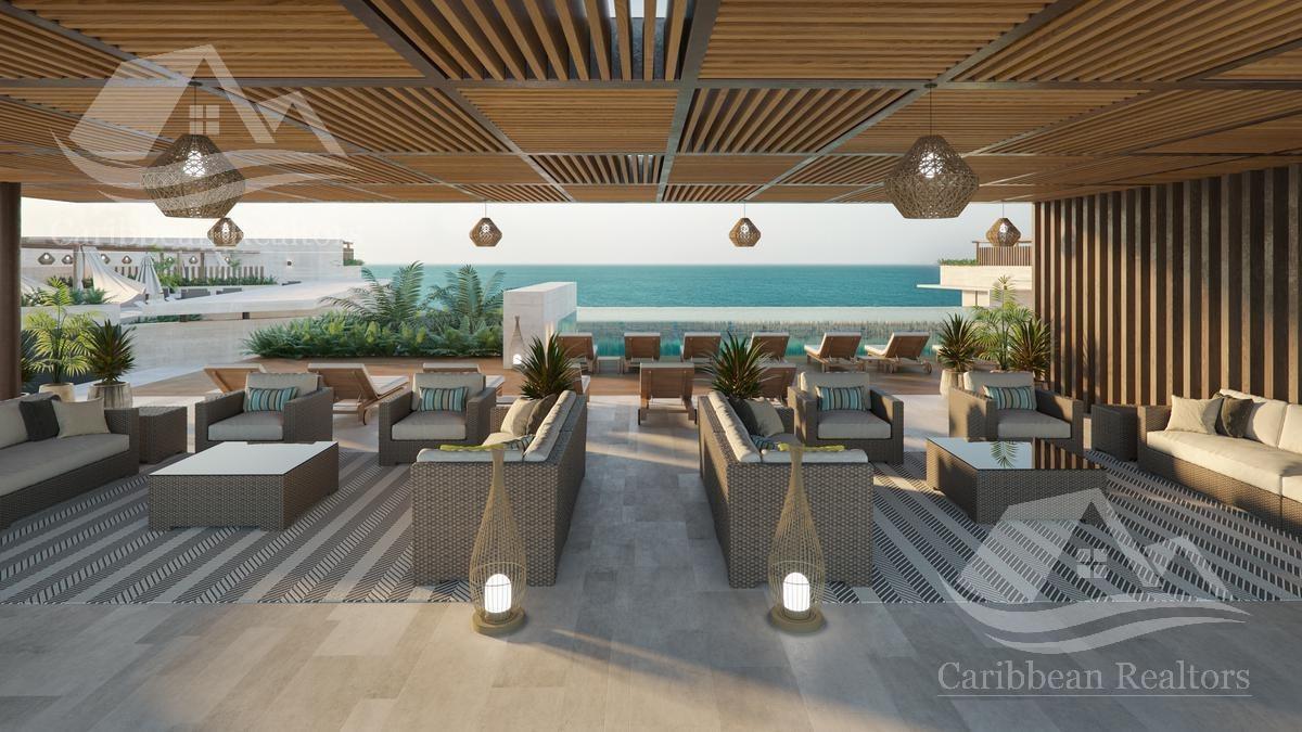 departamento en venta en playa del carmen/riviera maya/emma