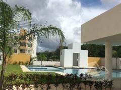 departamento en venta en playa del carmen/riviera maya/paseos de xcacel
