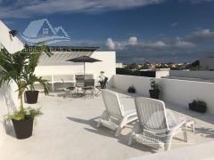 departamento en venta en playa del carmen/riviera maya/uxmal