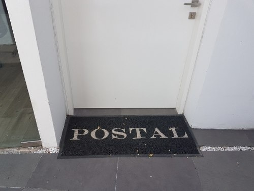 departamento en venta en postal