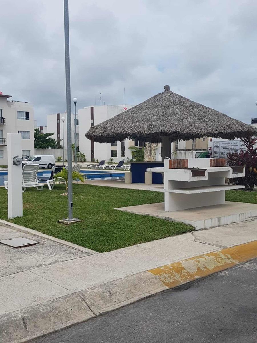 departamento en venta en privada playa del carmen