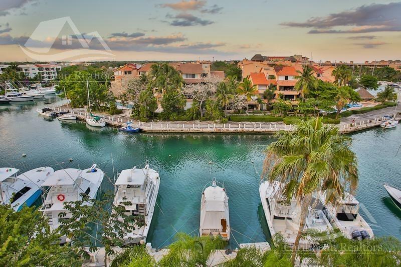 departamento en venta en puerto aventuras / riviera maya