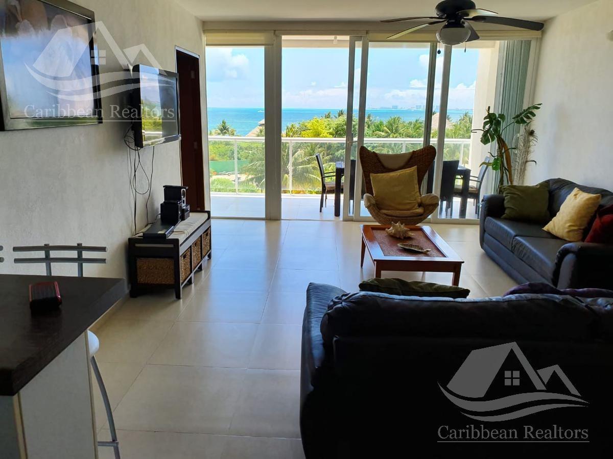 departamento en venta en puerto cancún /amara