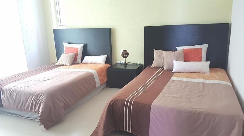 departamento en venta en puerto cancun / zona hotelera
