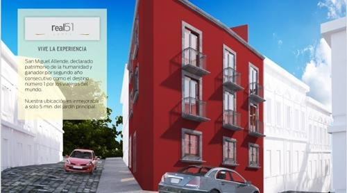 departamento en venta en real 51 lofts