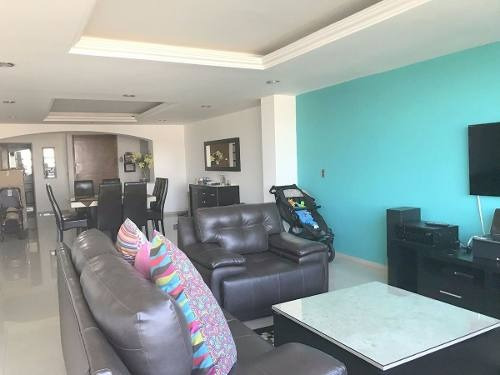 departamento en venta en residencial bellagio, interlomas.