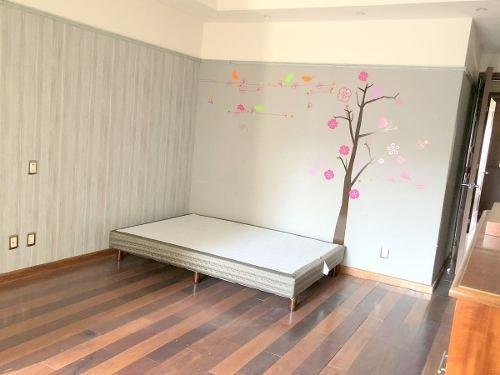 departamento en venta en residencial tamarindos, bosques de las lomas.
