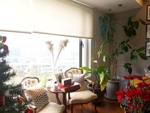 departamento en venta en residencial terre, santa fe, cdmx