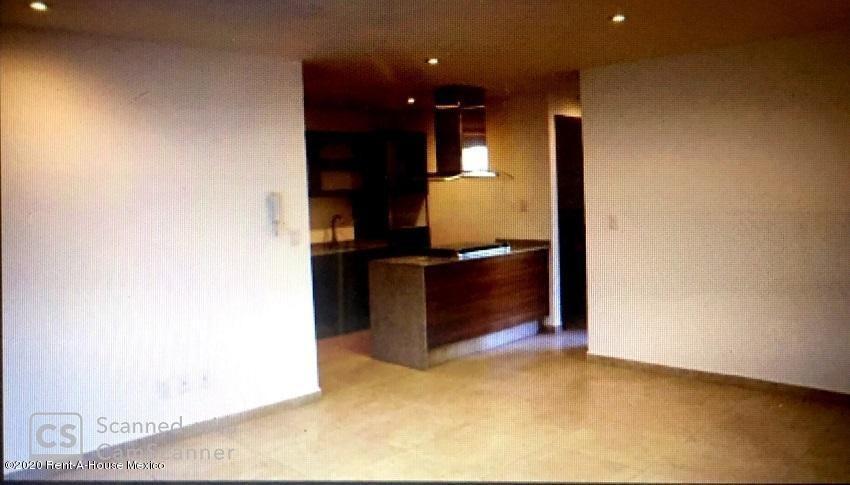 departamento en venta en roma sur, cuauhtémoc, rah-mx-20-1424