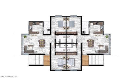 departamento en venta en san isidro juriquilla, queretaro, rah-mx-18-484