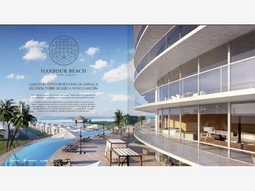 departamento en venta en sls harbour beach puerto cancun