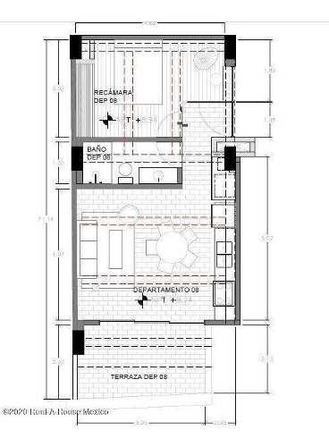 departamento en venta en tacubaya, miguel hidalgo, rah-mx-20-1563
