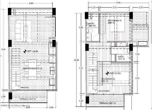 departamento en venta en tacubaya, miguel hidalgo, rah-mx-20-1574