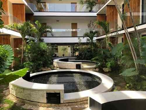 departamento en venta en the shore 46 luxury condos playa del carmen