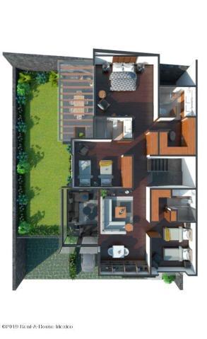 departamento en venta en tlalpan centro # 19-1489