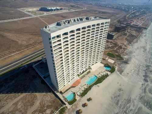 departamento en venta en torre mar y sol, modelo a playas de rosarito b.c.