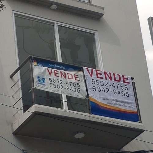 departamento en venta en tránsito, cuauhtémoc, distrito federal