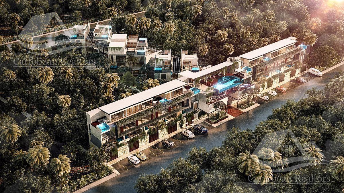 departamento en venta en tulum/riviera maya/cacao