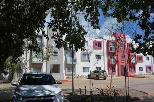 departamento en venta en veredas del puerto - puerto morelos