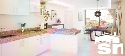 departamento en venta en villas tulum qtm-8