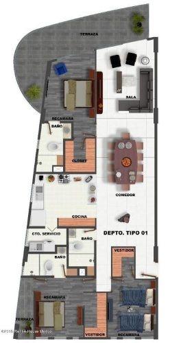 departamento en venta en zibata, el marques, rah-mx-18-556
