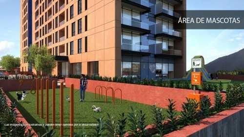 departamento en venta en zona residencial  del área metropolitana de monterrey