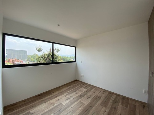 departamento en venta, exterior, 132,24m2 en xotepingo, con balcón y roof garden