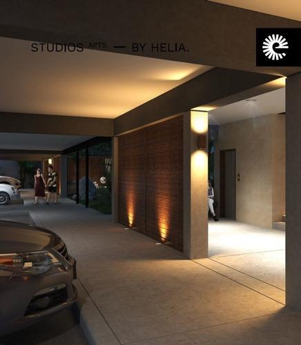 departamento en venta helia studios, santa gertrudis copó (mod. 3)