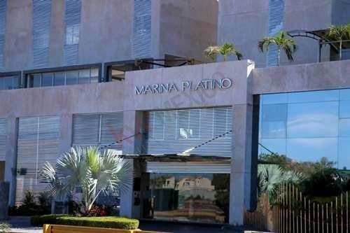 departamento en venta marina platino #401