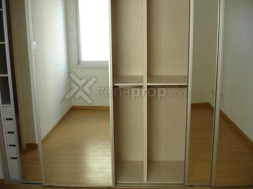 departamento en venta - marta lynch 400 - torre renoir puerto madero - 3 ambientes