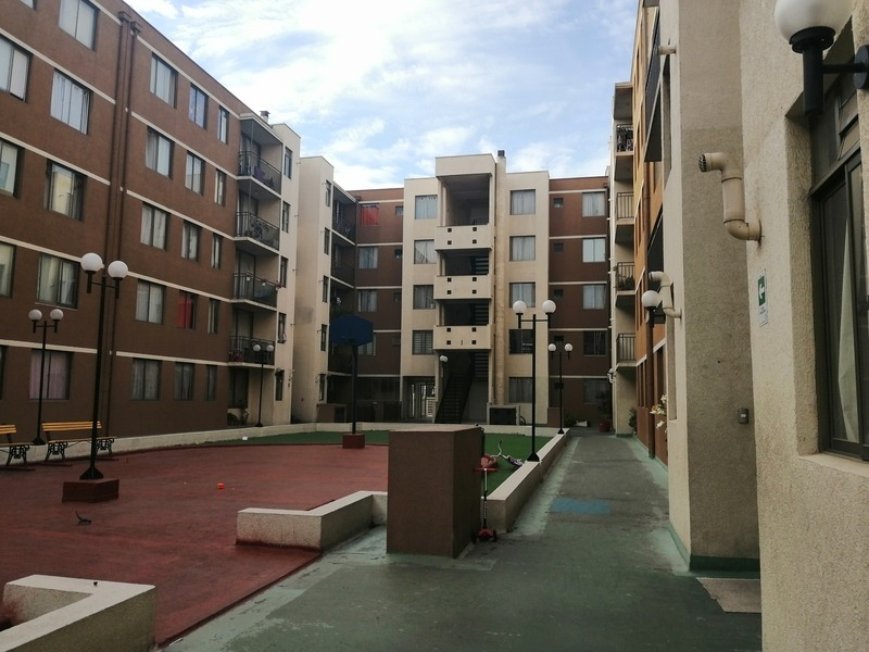 departamento en venta, metro plaza de maipú