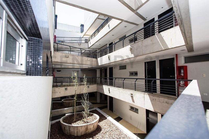 departamento en venta, monoambiente con cochera y amenities
