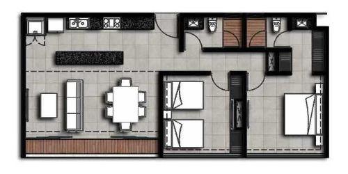 departamento en venta montebello cerca de altabrisa. dv-5883