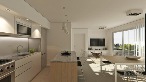departamento en venta, morón, dos ambientes en pozo- excelente proyecto.