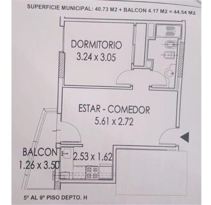 departamento en venta nueva córdoba