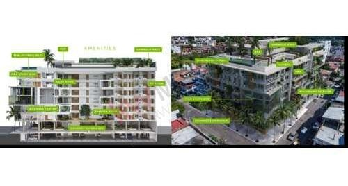 departamento en venta oportunidad de inversion en en puerto vallarta zona centro preventa