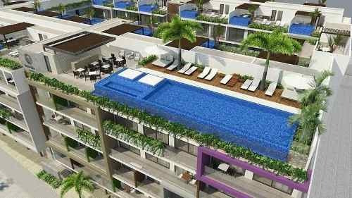 departamento en venta playa del carmen en menesse the city