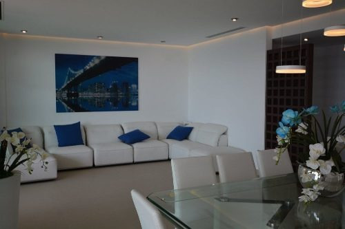 departamento en venta, puerto cancun residencial novo